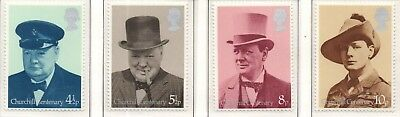 sg.962-65.  churchill.       MNH