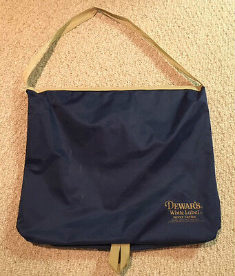 Dewar's Scotch Whisky Garment Bag