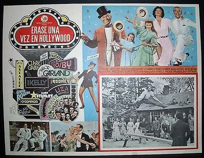 "That's Entertainment ! ""Star Studded cast "" 1974 Original Mexican lobby card"