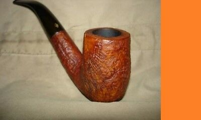 Pipe PARKER GOLDEN BARK 189 4 MADE IN LONDON Exceptional sandblasting   /Dunhill