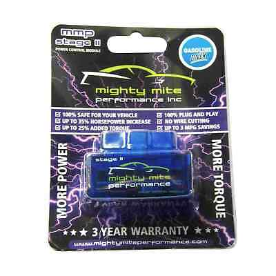 Mighty Mite StageII Gas Chip for 2008 Jeep Wrangler Unlimited Sahara Sport 3.8L