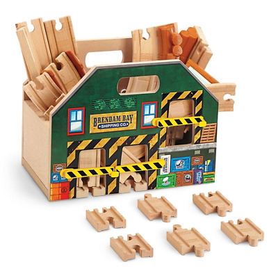 Fisher-Price Thomas & Friends Wooden Railway Store And Play Carry Case