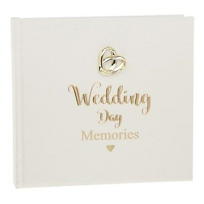 Bands Of Gold Wedding Guest Book Wedding Gift 280156