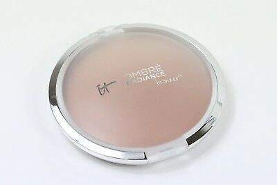 It Cosmetics Ombre Radiance Bronzer Warm Radiance New W/o Box!!