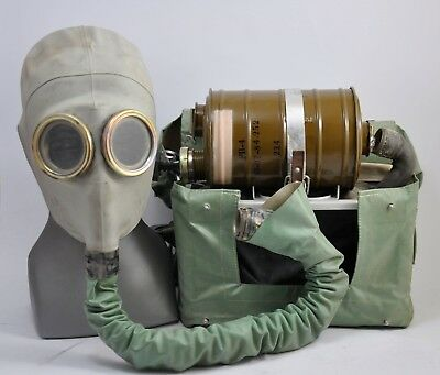 Ip4 Ip-4 Ип-4 Russian Gas Mask With Oxygen Producer New Rebreather  Ip4M