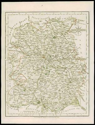 Antiques Fast Deliver Antique County Map Of Wiltshire By John Cary Maps, Atlases & Globes Original Outline Colour 1793 Great Varieties