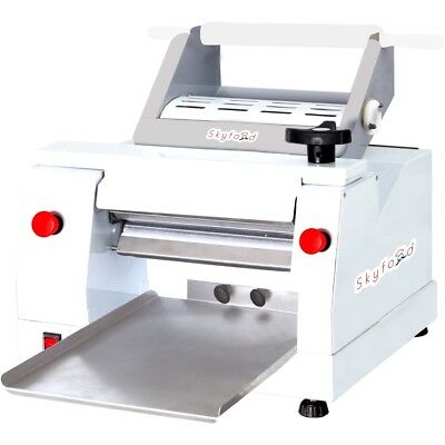 Commercial Countertop Dough Roller & Sheeter 1/2 Horsepower