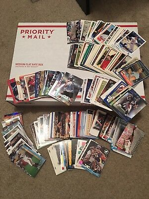 Huge Mixed Sports Card Lot ~ 2500 Baseball/football/basketball Cards Gvg-Nr Mint