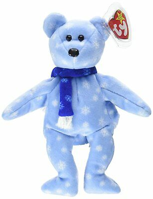 Ty Beanie Baby 1999 Holiday Teddy 5th Generation Hang Tag 1999