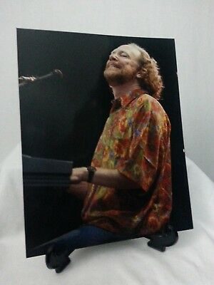 Vince Welnick Grateful Dead Photo by Ron Cohn CAL Expo 1991 Franklin Tower 10x8
