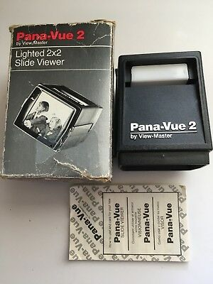 Pana-Vue 2 By View Master