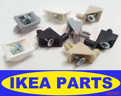 Ikea Complement Pax Shelf Supports Cabinet Pins 115344 101558 139199 139200 Stud