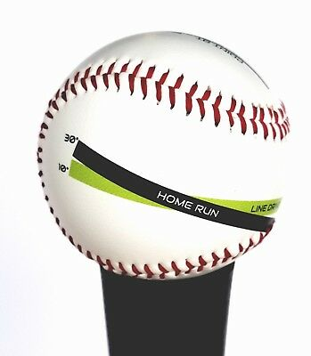 SWINGRAIL Tee-Training Baseballs (3-Pack)