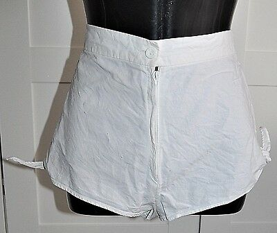 Vintage 70's FRENCH DRESSING Tie Side Shorts