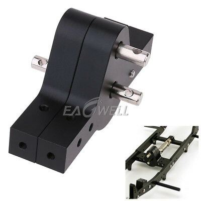 Sub-Transmission Gear Box Transfer Case for SCX10 D90 RC4WD D100 1/10 RC Crawler