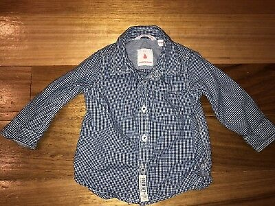 Country Road Boys Shirt Size 00