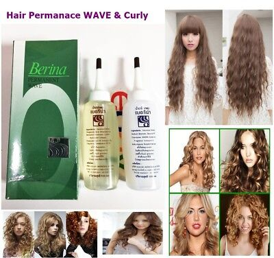Hair Wave Perm Normal Permanent Beauty Curling Roller