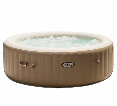 Intex Inflatable Pure Spa 6-Person Portable Heated Bubble Jet Hot Tub | 28407E#8