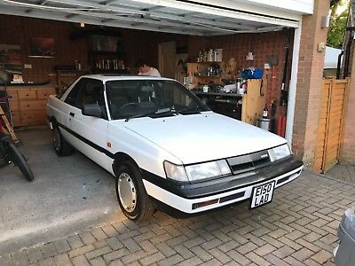 1988 Nissan Sunny 1.6slx 73k. Bluetooth hands free Sony cd (mx5 wanted)