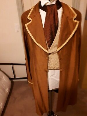 Steampunk cosplay costume mens