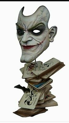 The Joker Life Size Bust Sideshow