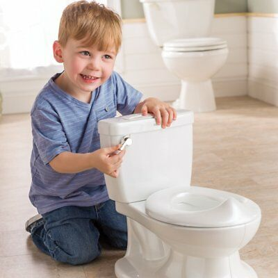 Toilet Trainer Potty for Kid Toddler Baby Child, Potty Toilet Training Realistic