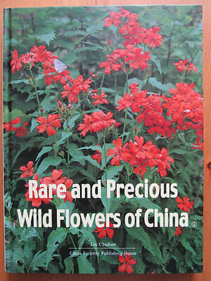 Rare and Precious Wild Flowers of China 2- chinasource2009
