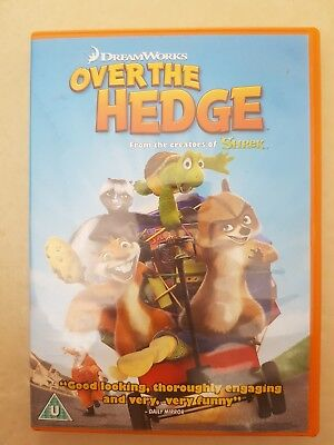 Dreamworks - Over The Hedge DVD