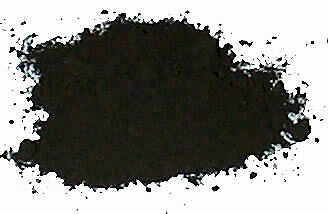 Manganese Dioxide, powder, black, 1kg