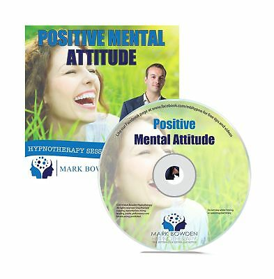 Positive Mental Attitude Self Hypnosis CD - Hypnotherapy CD to Overcome Autom...