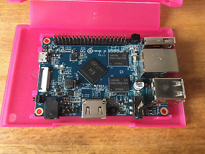 Xunlong Orange Pi PC Quadcore 1.3Ghz 1GB Ram ähnlich Raspberry Pi