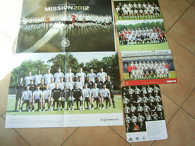 DFB Poster CONFED CUP Nationalmannschaft + 5 weitere Poster