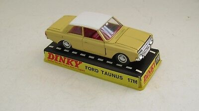 Dinky Toys 154 - 17M Ford Taunus Near Mint & Boxed
