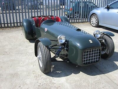 NEW TIGER HS6 (Lotus 6 tribute) CLASSIC - VINTAGE - KIT CAR P/PLATE *FINANCE*