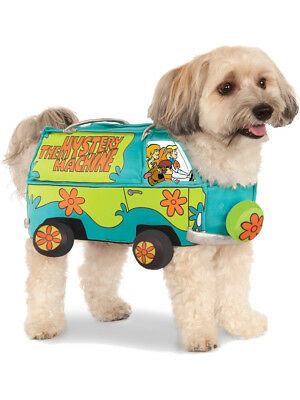 Scooby Doo Where Are You Mystery Machine For Pet Dog Costume Large