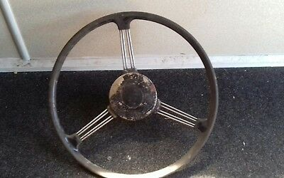 Land Rover  - Steering Wheel - Series 1 and early Series 2