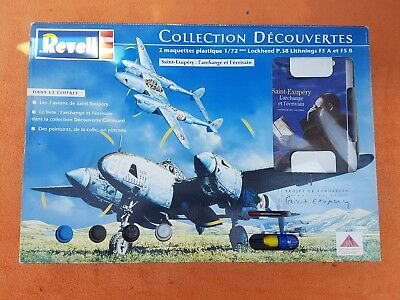 Revell Collection Set P-38 1/72