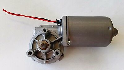 12V Volt DC Right Angle Electric Gear Motor / Gearmotor (159 in/lb - Reversible)