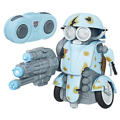 Transformers: The Last Knight Autobot Sqweeks RC Action Figures Kids Fun Toy New