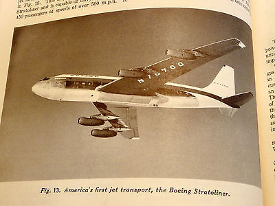 Northrop Aeronautical Aviation Text Aircraft Power Plants Fuel Combustion Engine