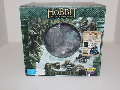 The Hobbit The Desolation Of Smaug Extended Edition Barrel Rider Weta Statue