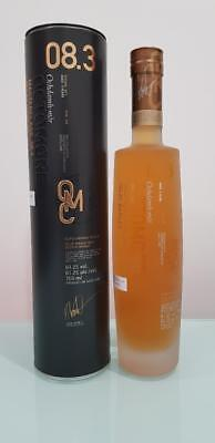 Bruichladdich Masterclass Octomore 8.3 Scotch Whisky 700ml @ 61.2% abv