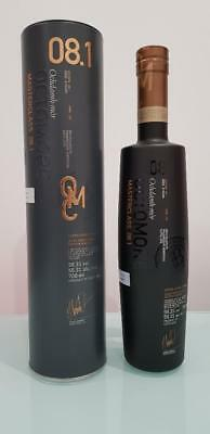 Bruichladdich Masterclass Octomore 8.1 Scotch Whisky 700ml @ 59.3 % abv
