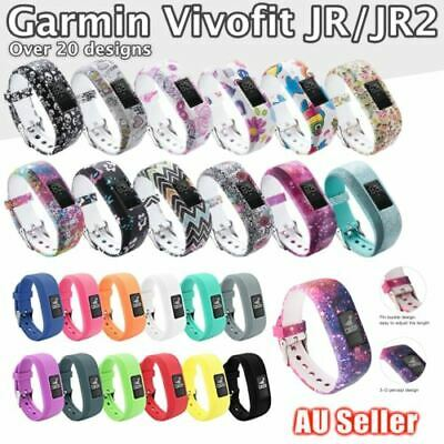 GARMIN VIVOFIT JR JR 2 Band Replacement Silicone Wrist Strap Junior Fitness Band
