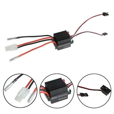 ESC Brushed Speed High Voltage Controller 320A 7.2V-16V For RC Car Truck·Boat;