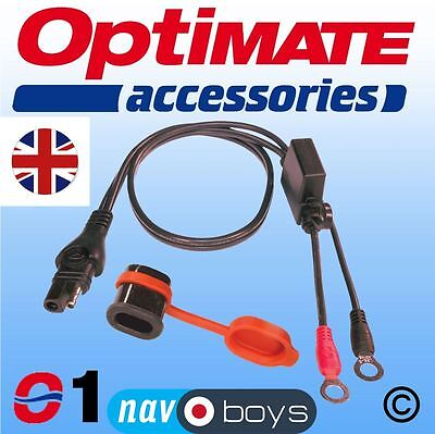 Optimate O-1 SAE Weatherproof Eyelet Lead Fast Delivery