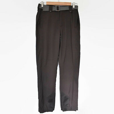 "Cape Outdoor Hiking Travel Pants Men's Small 30 - 33"" Dark Brown"