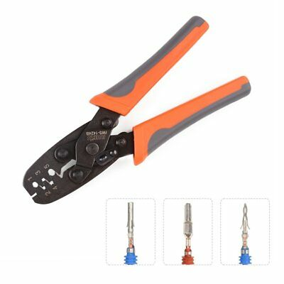 IWISS Weather Pack Terminal Crimping Tool  Wire Crimper for Delphi MetriPack