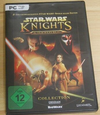 Star Wars: Knights Of The Old Republic (PC, 2014, DVD-Box)