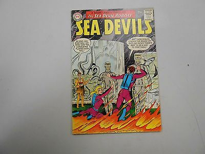 Sea Devils #19! (1964, DC)! FN6.0 or better! Silver age DC beauty! MUST SEE!